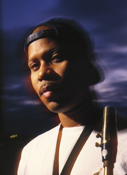 Click Picture to hear an interview with Steve Coleman and LeRoy Downs - SteveColeman_thumb